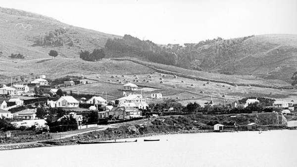 Broad Bay township